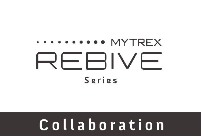 MYTREX マイトレックス ニュース リリース MYTREX REBIVE MINI PRO マッサージガン GACKT ガクト コラボどっきり企画 玉ちゃん